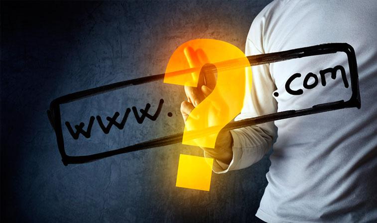 Как правильно выбрать домен для сайта