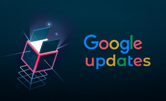 (РУС) Обновление основного алгоритма Google