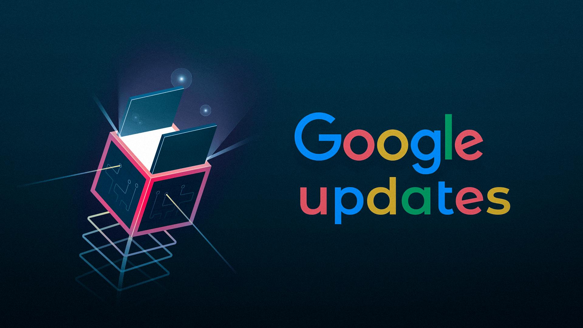 Оновлення основного алгоритму Google